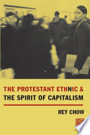 The Protestant Ethnic and the Spirit of Capitalism