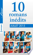 10 romans in  dits Azur  no 3605    3614   juillet 2015