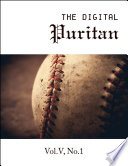 The Digital Puritan   Vol V  No 1