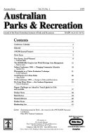 Australian Parks   Recreation