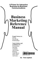 Business marketing reference manual