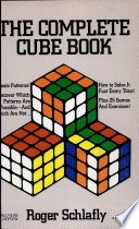 The Complete Cube Book