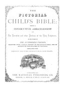 The Pictorial Child s Bible