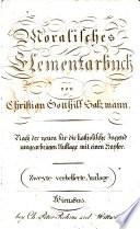 Moralisches Elementarbuch