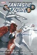 Fantastic Four By Jonathan Hickman Omnibus