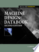 Machine Design Handbook
