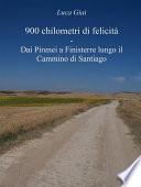 900 chilometri di felicit     Dai Pirenei a Finisterre lungo il Cammino di Santiago
