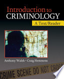 Introduction to Criminology