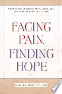 Facing Pain Finding Hope