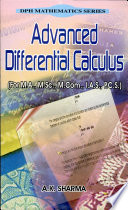 Advanced Differential Calculus