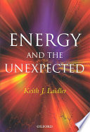 Ebook Energy and the Unexpected Epub Keith James Laidler Apps Read Mobile