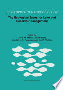 The Ecological Bases For Lake And Reservoir Management book