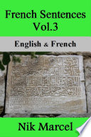 French Sentences Vol 3