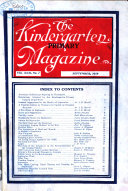 The Kindergarten primary Magazine Book PDF