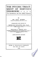 The Psychic Treatment of Nervous Disorders Book PDF