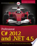 Professional C  2012 and  NET 4 5