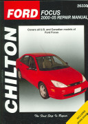 Ford Focus 2000 05 Repair Manual