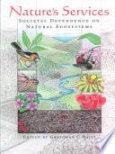 illustration du livre Nature's Services