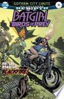 Batgirl and the Birds of Prey  2016    14