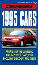 Cars Consumer Guide 1995