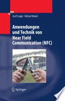 Anwendungen und Technik von Near Field Communication  NFC