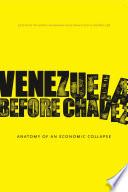 Venezuela Before Ch  vez