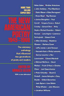 The New American Poetry  1945 1960
