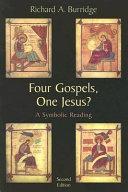 Four Gospels One Jesus