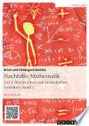Nachhilfe Mathematik   Teil 2  Bruchrechnen und Dezimalzahlen  Grundkurs