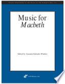 Music for Macbeth