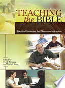 Teaching the Bible Proliferated In Recent Years There Have Been