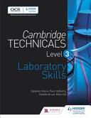 Cambridge Technicals Level 3 Science for Technicians