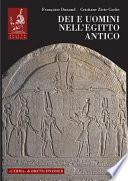 Dei e uomini nell Egitto antico  3000 a C  395 d C