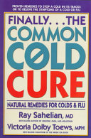 The Common Cold Cure