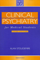 Clinical Psychiatry For Medical Students