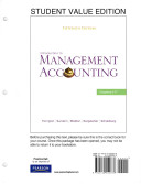 Introduction to Management Accounting  Chapters 1 17