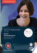 ACCA Skills F9 Financial Management Study Text 2014