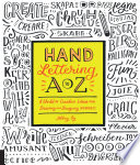 Hand Lettering A to Z