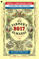 The Old Farmer s Almanac 2017