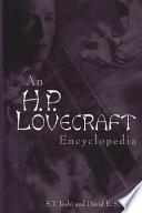 An H.P. Lovecraft Encyclopedia