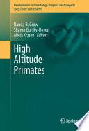 High Altitude Primates
