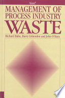 Management of Process Industry Waste