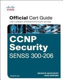 CCNP Security SENSS 300 206 Official Cert Guide