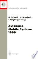 Autonome Mobile Systeme 1999