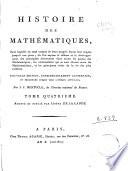 Histoire des math  matiques