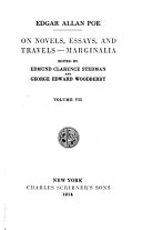 The Works Of Edgar Allan Poe Miscellaneous