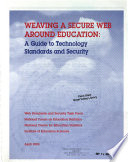 Weaving a Secure Web Around Education