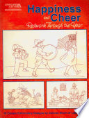 Happiness and Cheer Redwork Through the Year