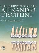 The 20 Principles of the Alexander Discipline