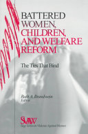 Battered women, children, and welfare reform